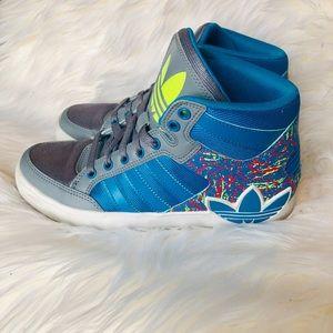 Adidas Hardcourt Hightops